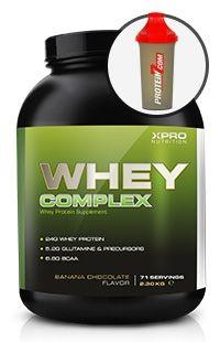 Whey Complex Protein Tozu